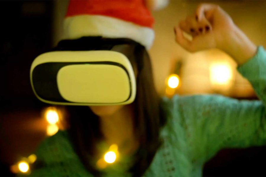 Digitale Weihnachtsgrüsse